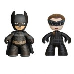 The Dark Knight Rises Mezitz 2 Inch 2-Pack Batman and Catwoman