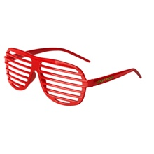 "Sasha Banks Red ""Legit Boss"" Shades"