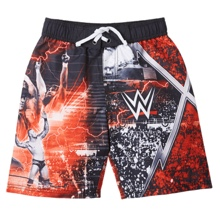 WWE Superstars Youth Swimming Trunks