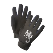 "Sting ""Scorpion"" Replica Gloves"