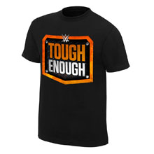 WWE Tough Enough Logo T-Shirt