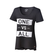 "Roman Reigns ""One Versus All"" Women's Tri-Blend T-Shirt"