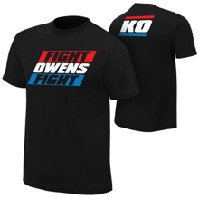 "Kevin Owens ""Fight Owens Fight"" Limited Edition T-Shirt"