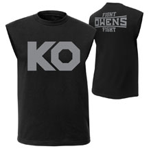 "Kevin Owens ""KO Fight"" Muscle T-Shirt"