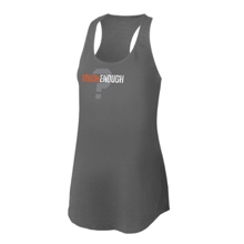 "Tough Enough ""Are You Tough Enough?"" Women's Racerback Tank Top"