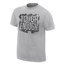 Tough Enough Light Grey T-Shirt