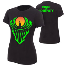 "The New Day ""Power of Positivity"" Women's Authentic T-Shirt"