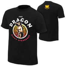 "Ricky Steamboat ""The Dragon"" Legends T-Shirt"