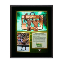 Prime Time Players Money in the Bank 10 x 13 Photo Collage Plaque