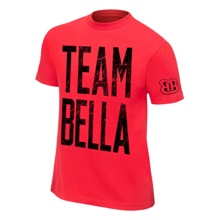 "The Bella Twins ""Team Bella"" Authentic T-Shirt"