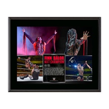 Finn B?â?ílor NXT Championship Victory 10.5 x 13 Photo Collage Plaque