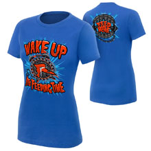 "Ryback ""It's Feeding Time"" Women's Authentic T-Shirt"