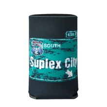 "Brock Lesnar ""Suplex City"" Drink Sleeve"