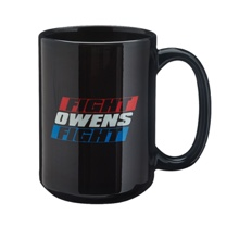"Kevin Owens ""Fight Owens Fight"" 15 oz. Mug"