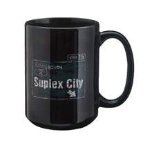 "Brock Lesnar ""Suplex City"" 15 oz. Mug"