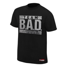 Team B.A.D. Authentic T-Shirt