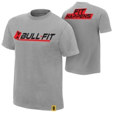 "Bull Dempsey ""Bull-Fit"" Authentic T-Shirt"
