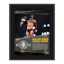 Finn Bálor NXT TakeOver: Brooklyn 10.5 x 13 Photo Collage Plaque