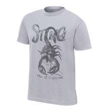 "Sting ""Rise of Vigilance"" Authentic T-Shirt"