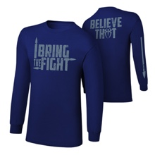 "Roman Reigns ""I Bring The Fight"" Long Sleeve T-Shirt"