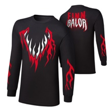 "Finn Bálor ""Catch Your Breath"" Long Sleeve T-Shirt"