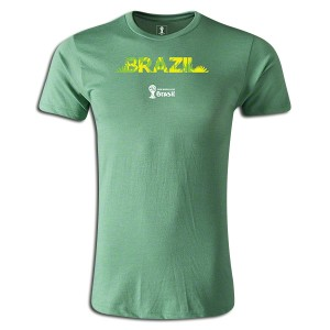 2014 FIFA World Cup Brazil Supersoft T-Shirt