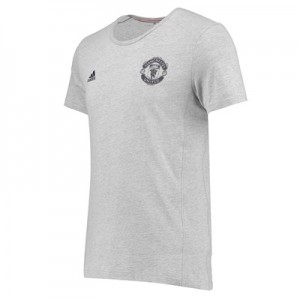 Manchester United Core T-Shirt Grey