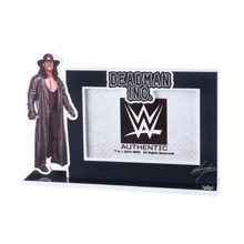 "Undertaker ""Vengeance Unearthed"" Picture Frame"
