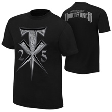 "The Undertaker ""25 Years of Undertaker"" Youth T-Shirt"