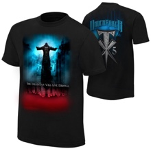 "The Undertaker ""The Deadman Will Live Eternal"" T-Shirt"