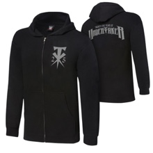 "The Undertaker ""25 Years of the Undertaker"" Full-Zip Youth Hoodie Sweatshirt"