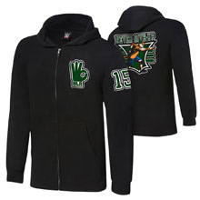 "John Cena ""15X"" Full-Zip Youth Hoodie Sweatshirt"