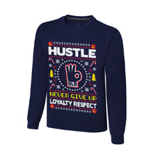 "John Cena ""HLR"" Ugly Holiday Sweatshirt"