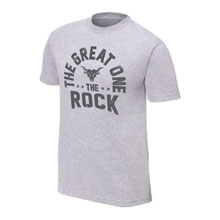 "The Rock ""The Great One"" Vintage T-Shirt"