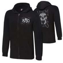 "Randy Orton ""Venom In My Veins"" Youth Full-Zip Sweatshirt"