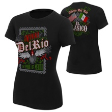 "Alberto Del Rio ""El Clasico"" Women's Authentic T-Shirt"