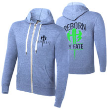 "The Hardy Boyz ""Reborn By Fate"" Lightweight Hoodie Sweatshirt"