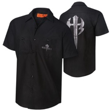"The Hardy Boyz ""Reborn by Fate"" Work Shirt"