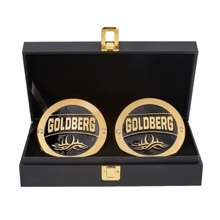 Goldberg Championship Replica Side Plate Box Set