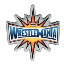 WrestleMania 33 Pin
