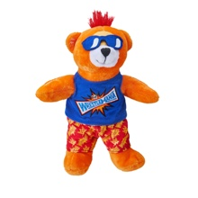 WrestleMania 33 Plush Bear