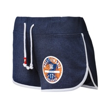 WrestleMania Sportiqe 33 Navy Shorts