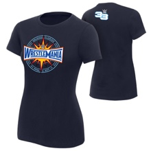 WrestleMania 33 Logo Women's T-Shirt