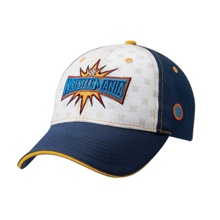 WrestleMania 33 White Baseball Hat