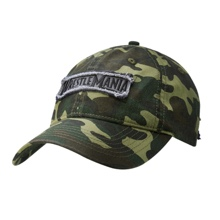 WrestleMania 33 Camo Baseball Hat