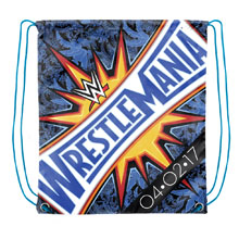 WrestleMania 33 Drawstring Bag