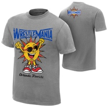 "WrestleMania 33 ""Fun in the Sun"" Youth T-Shirt"