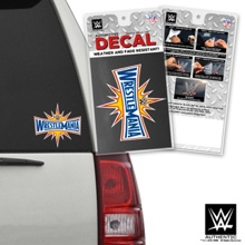 WrestleMania 33 Car Decal