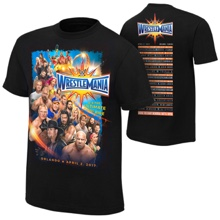 WrestleMania 33 Event T-Shirt