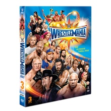 WrestleMania 33 DVD
